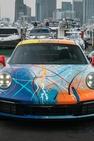 NFT #RBC9ELEVEN Porsche by Rich B. Caliente x Rick Ross