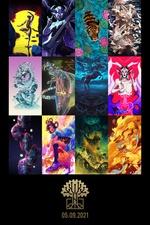 The Narra Gallery Zodiac Series