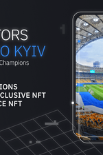 NFT Tickets by Dynamo Kyiv Football Club