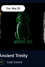 Ancient Trinity by Crypt Couture