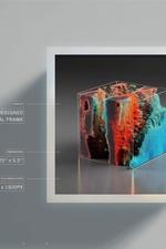 Machine Hallucinations: Mars Landscapes by Refik Anadol