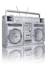 The Boombox Project Silver Anniversary by Lyle Owerko