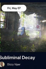Subliminal Decay by Dizzy Viper