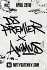 NFT DROP by DJ Premier x ANIMUS