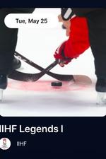 IIHF Legends I