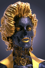 Eternal Marilyn – Still by James Suret x EZ NFT