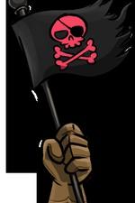 Pirate Treasure Booty Club Launch