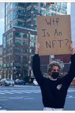 WTF is an NFT? by DudeWithSign x FuckJerry