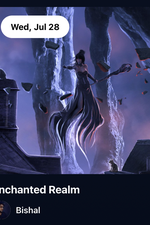 Enchanted Realm by Bishal