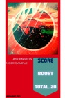 ASCENSION Music NFT Trading Card By WIZARDZ