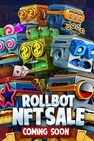 Rollbot NFT drop