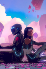 Neon Future by Steve Aoki x Maciej Kuciara